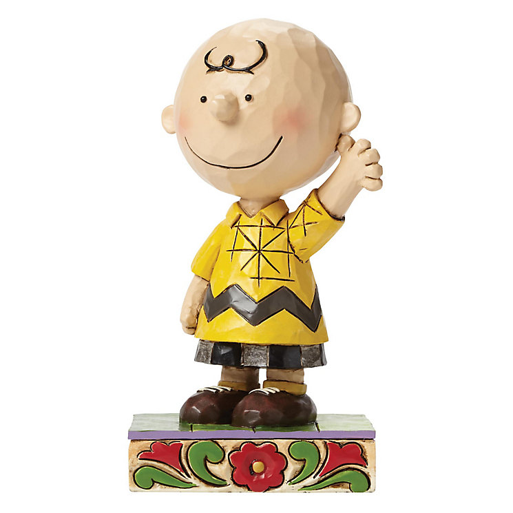 Peanuts Good Man Charlie Brown Figurine - Product number 4131029