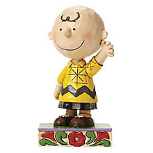 Peanuts Good Man Charlie Brown Figurine - Product number 4131029