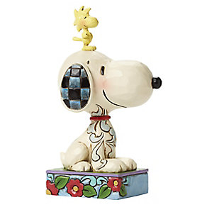 Peanuts My Best Friend Snoopy Figurine - Product number 4131290