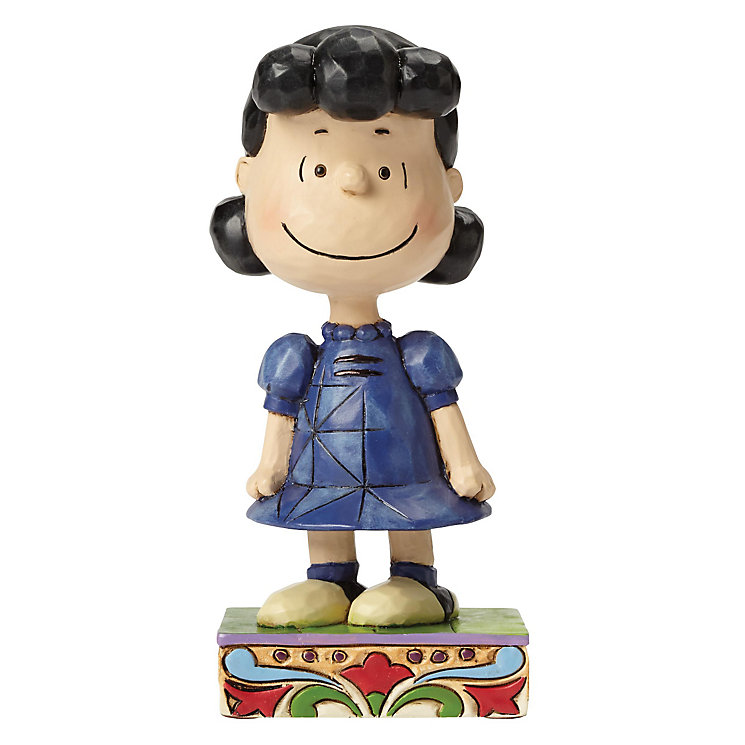 Peanuts Little Miss Fussbudget Figurine - Product number 4131398
