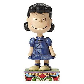 Peanuts Little Miss Fussbudget Figurine - Product number 4131398