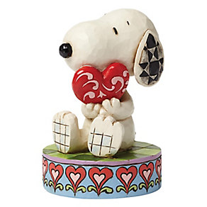 Peanuts I Love You Snoopy Figurine - Product number 4131401