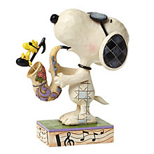 Peanuts The Blues Beagle Figurine - Product number 4131460