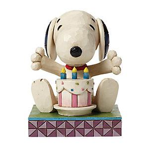 Peanuts Happy Birthday Snoopy Figurine - Product number 4131509