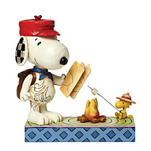 Peanuts Campfire Friends Figurine - Product number 4131525