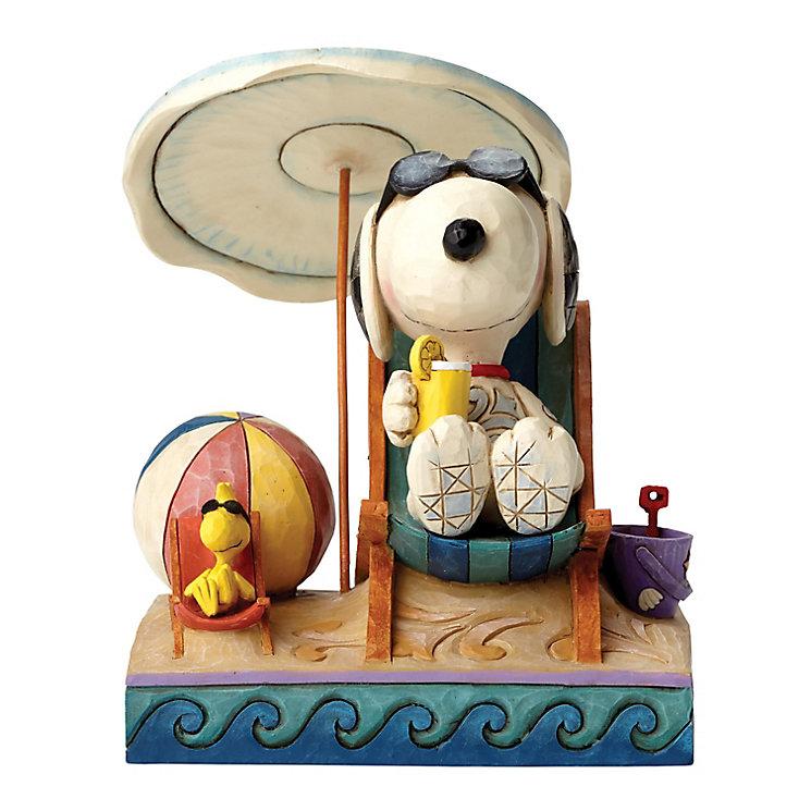 Peanuts Beach Buddies Figurine - Product number 4131533