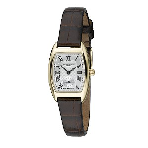 Frederique Constant Classic ladies' gold-plated watch - Product number 4140680