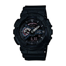 G-Shock Men's Black Resin Strap Watch - Product number 4144163