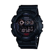 G-Shock Men's Black Resin Strap Watch - Product number 4144171