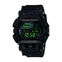 G-Shock Men's Black Resin Strap Watch - Product number 4144198