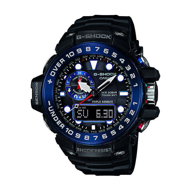 G-Shock Black Resin Strap Watch - Product number 4144236