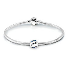 Chamilia Star Wars Use the Force Bracelet & Bead Set - Product number 4145372