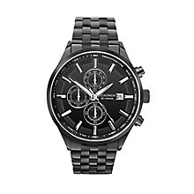 Sekonda Men's Black Stainless Steel Bracelet Watch - Product number 4146298