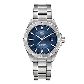 TAG Heuer Aqua racer Men's Stainless Steel Bracelet Watch - Product number 4148657