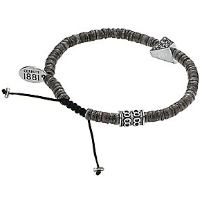 Cerruti Mother of Pearl Stones & Stainless Steel Bracelet - Product number 4151380