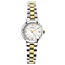 Sekonda Ladies' Two Colour Stainless Steel Bracelet Watch - Product number 4164571