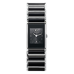 Rado Ladies' Two Colour Black Dial Bracelet Watch - Product number 4183193