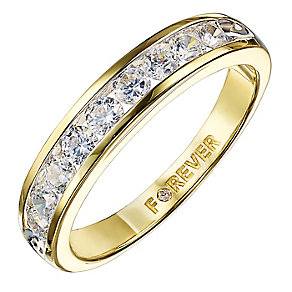 The Forever Diamond 18ct Gold 1/2 Carat Diamond Ring - Product number 4195299