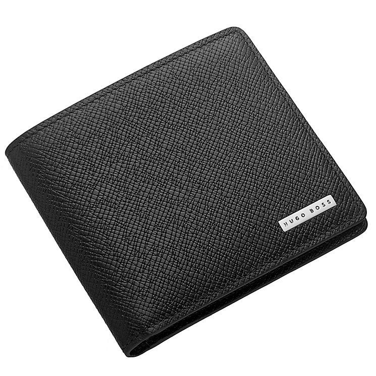 Hugo Boss  Men's Black Leather Wallet - Product number 4199219