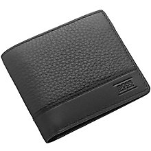 Hugo Boss Men's Black Leather Wallet - Product number 4199596