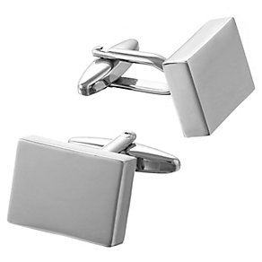 Rectangle Block Cufflinks - Product number 4219228