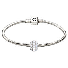Chamilia Sterling Silver Opal Splendor Bead Bracelet - Product number 4219295