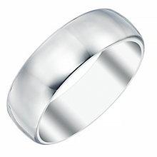 Men's Titanium 7MM Polished Band - Product number 4221907