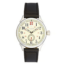 Minster Boyland Men's Stainless Steel Strap Watch - Product number 4230663