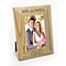Personalised Mr & Mrs 6x4 Wooden Frame - Product number 4232429