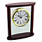 Wood & Glass Mantel Clock - Product number 4246136