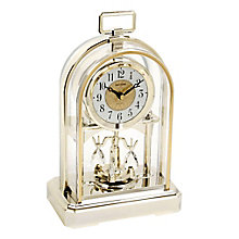 Rhythm Gold Tone Mantel Clock - Product number 4246144