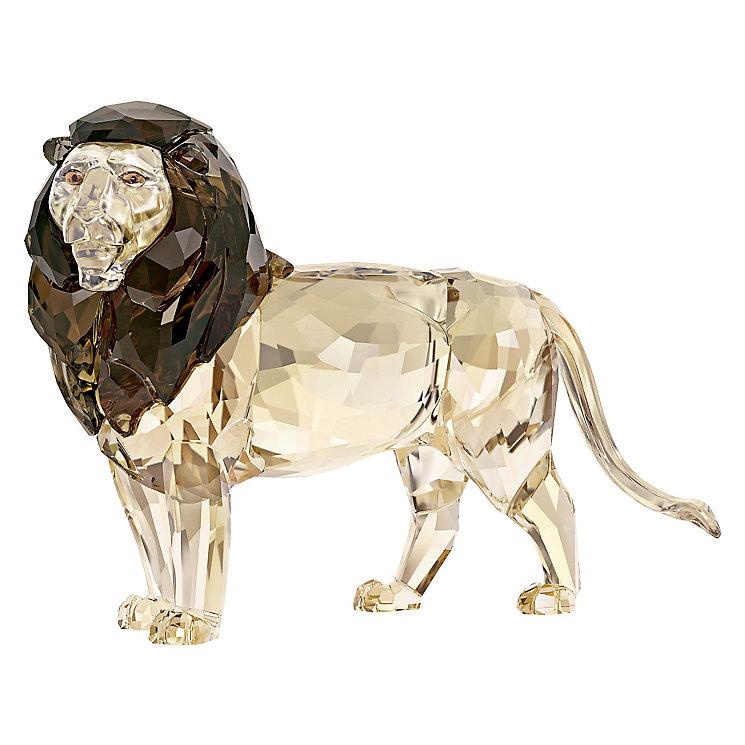 Swarovski SCS 2016 Edition Crystal Akili Lion Figurine - Product number 4246330