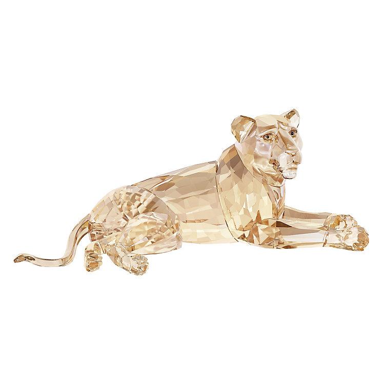 Swarovski SCS 2016 Edition Crystal Lion Mother Figurine - Product number 4246349