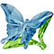 Swarovski Butterfly on Leaves - Product number 4246624