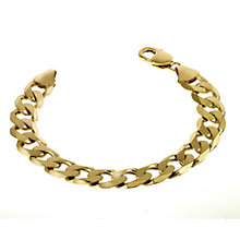 "9ct Yellow Gold 8.5"" Chain - Product number 4257979"