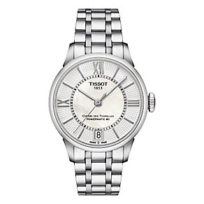 Tissot men's stainless steel bracelet watch - Product number 4262018