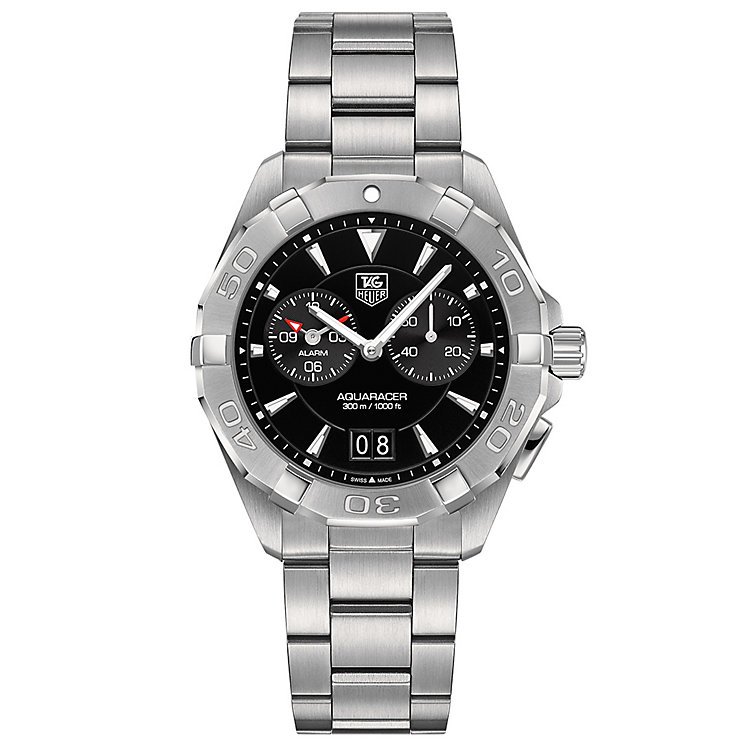 TAG Heuer Aquaracer Men's Stainless Steel Bracelet Watch - Product number 4264452