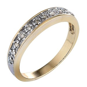 9ct Gold Carat Eternity Ring
