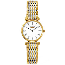 Longines La Grande Classique ladies' bracelet watch - Product number 4281357