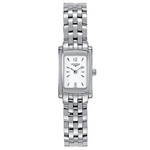 Longines DolceVita ladies' stainless steel bracelet watch - Product number 4282930