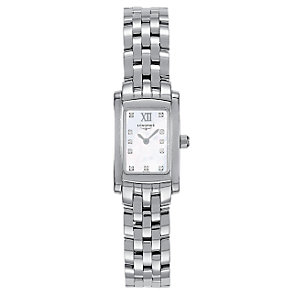 Longines DolceVita Classic ladies' stainless steel watch - Product number 4282949