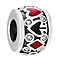 Chamilia Sterling Silver Royal Flush Bead - Product number 4326695