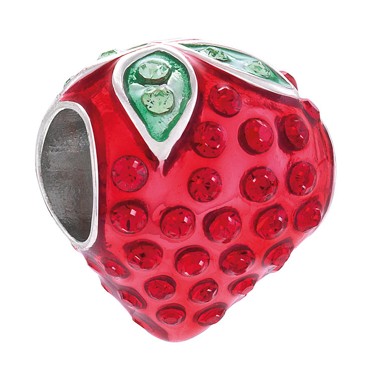 Chamilia Sterling Silver Strawberry Bead - Product number 4327306