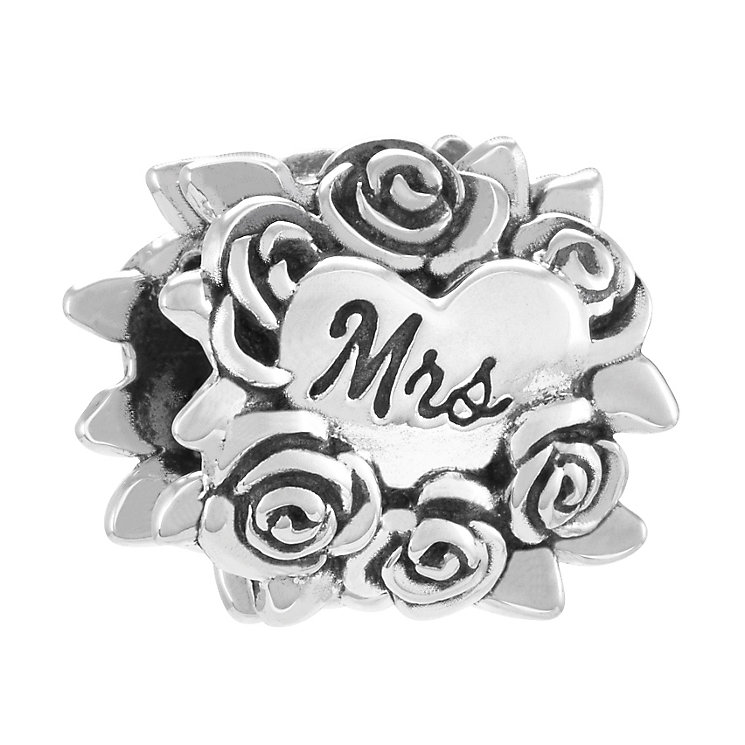 Chamilia Sterling Silver Mrs. Bouquet Bead - Product number 4327314