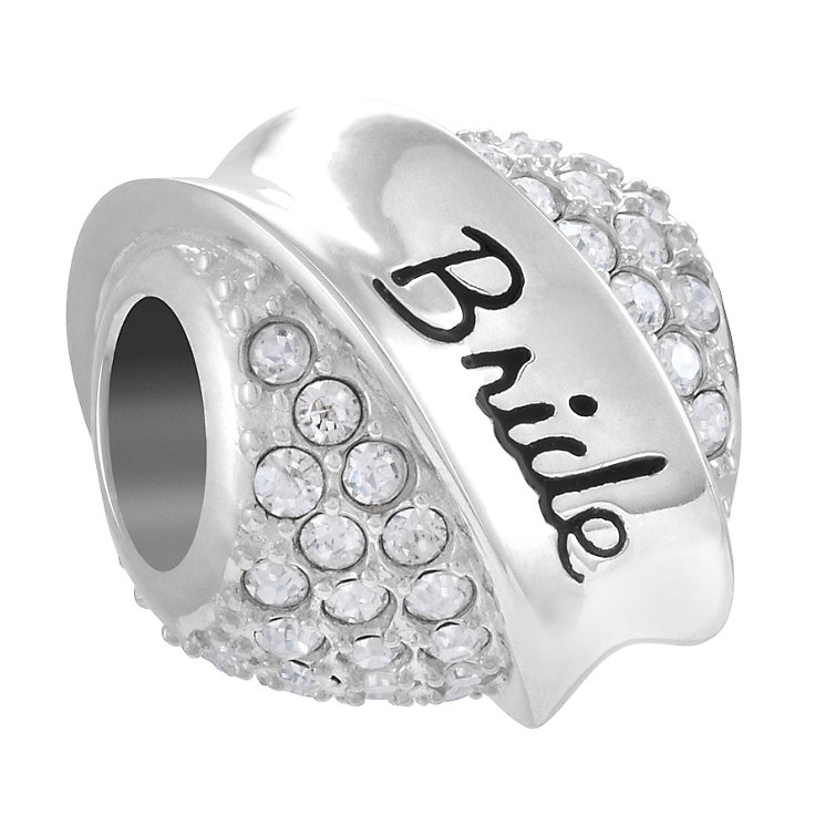 Chamilia Sterling Silver Bride Banner Bead - Product number 4328094