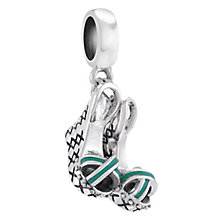 Chamilia Sterling Silver On A Pedestal Charm - Product number 4328256