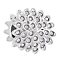Chamilia Sterling Silver In Bloom Bead - Product number 4329635
