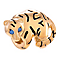 Chamilia Sterling Silver Tiger Striped Bead - Product number 4329805