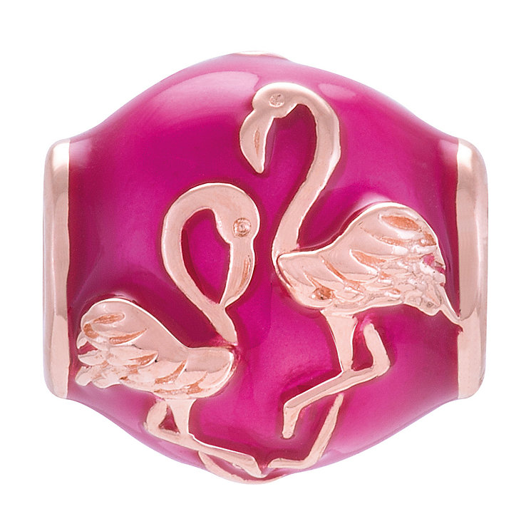 Chamilia Sterling Silver Flamingo Bead - Product number 4330552
