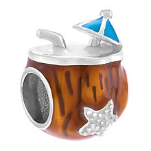 Chamilia Sterling Silver Mai Tai Bead - Product number 4330560